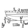 造船法  練習問題②/2