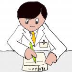 【初心者向け】腹部エコー(超音波)検査の所見用紙の書き方