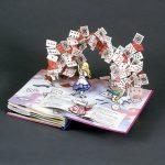 紙工作の魔術師ロバート サブダ氏の『とびだす仕掛け絵本』