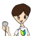 【初心者向け】腹部エコー(超音波)検査の手順と画像の見方